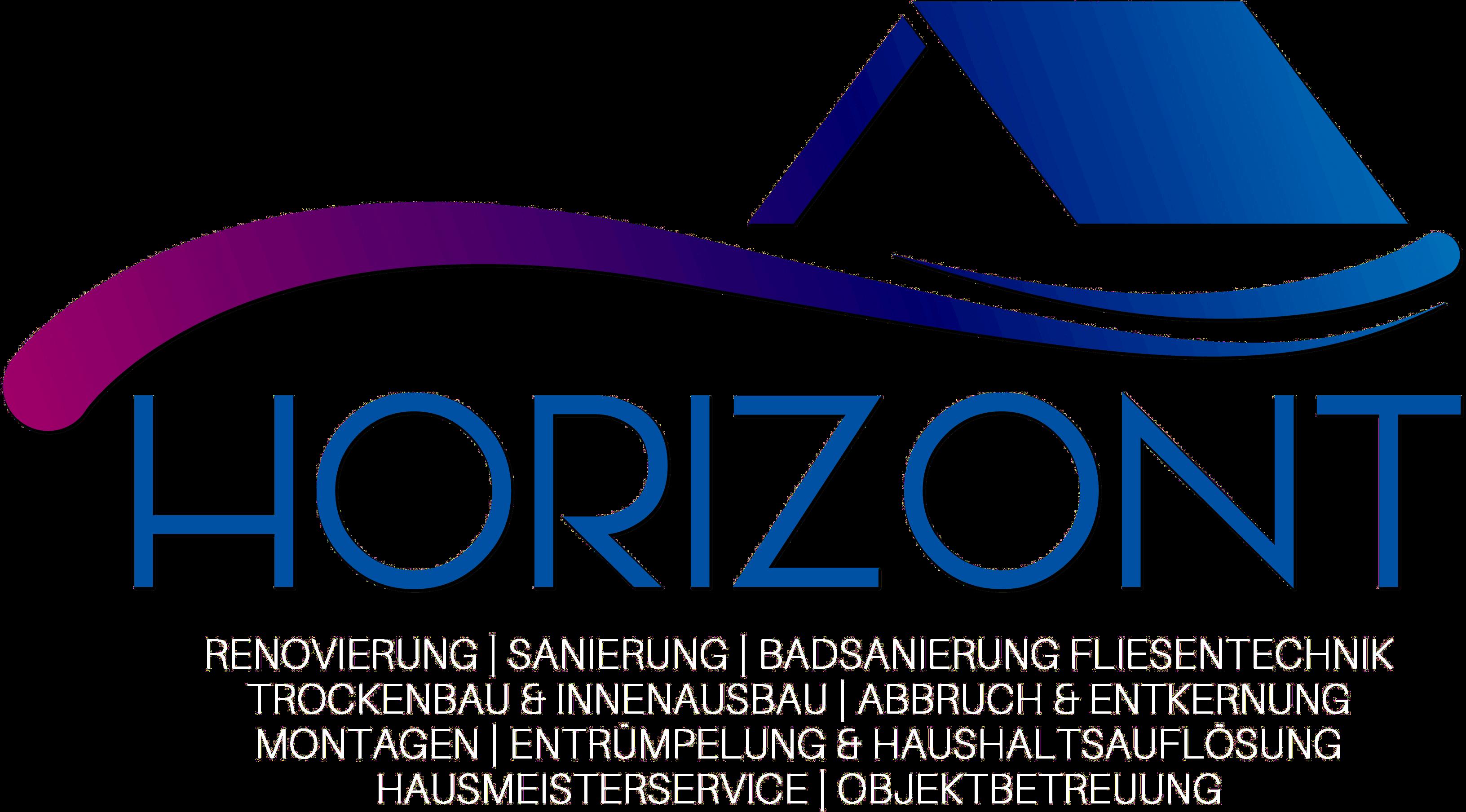 Horizont-Objektservice Logo