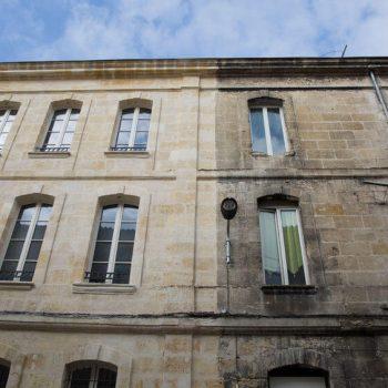 Altbausanierung / Fassadenreinigung
